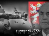 Stanislav Hlučka, stíhací pilot z Blažovic