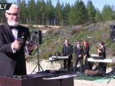 Když ruský střelec zahraje skladbu od Beethovena na 2 pistole Glock