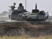 Hlavní bojový tank AČR - T-72M4 CZ