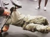 Extrémní fitness tréning