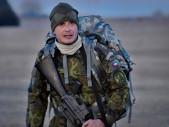 Strakonický voják uspěl v prestižní americké soutěži. Za velkou louží dostal vyznamenání