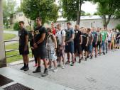 Do Vyškova nastoupili další záložníci na kurz základní přípravy