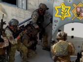IDF a naši elitní vojáci sdílejí své znalosti a zkušenosti společně