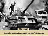 Den okupace Československa vojsky Varšavské smlouvy