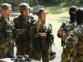 Patrola - nový seriál České televize o armádě ze všech stran