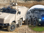 Vojáci na Dni s Armádou ČR předvedou obrněný TITUS, novinku pro české pozemní síly