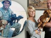 Příběh o zesnulém britském vojákovi a jeho čtyřnohém kamarádovi