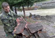 Příprava občanů k obraně – nevojenské nasazení armády