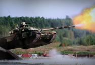Skákající T-90
