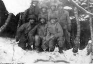 """""""Nejdelší zima v životě"""" – Bastogne"""