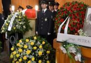 Poslední rozloučení s policistkou prap. Petrou Zajíčkovou