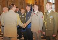 Slavnostní vyřazení absolventů Univerzity obrany