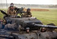 Nový válečný film ,,The Fury'' (Zuřivost)