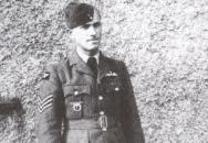 Sgt. Otto Hanzlíček - pilot RAF