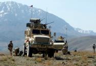 V Afghánistánu byl zraněn další český voják
