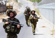 Válka proti teroru, IDF v pásmu Gazy