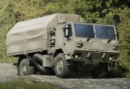 Armádní vozidla TATRA