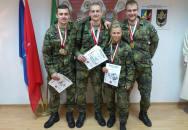 Studenti UO uspěli na mistrovství vojenských škol ve Wroclavi