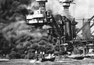 73. výročí útoku na Pearl Harbor