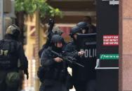 Australská policie osvobodila rukojmí z kavárny Lindt v Sydney!
