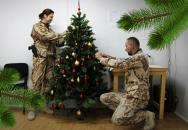 Vánoce na frontě