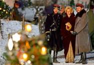 K vánocům patří koledy a je jedno, jestli je zpíváte doma, nebo na frontové linii nepřítele...