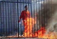Brutální video z popravy Jordánského pilota, kterým ISIL nas*al celý svět