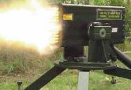 Nejrychleji pálící zbraň na světě 1 000 000 střel za minutu!