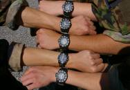 Milion hodinek pro armádu