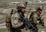 Afghánské speciální síly a jejich extrémní test vzájemné důvěry