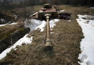 Německý tank Panzer IV objeven v Bulharsku!