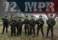 Vojáci v Aktivní záloze 72. mpr Přáslavice - vyjádření