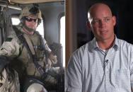 Veterán od Navy Seals přežil 27 zásahů a výbuch granátu. Zabil 2 teroristy a odletěl vrtulníkem....