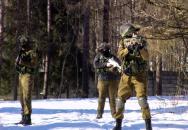 Airsoft-Military skupina IDF Golani brigade