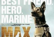 Nový válečný film o bojovém psovi ,,MAX