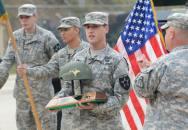 Americký voják přežil zásah do hlavy od odstřelovače talibanu!