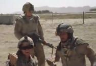 Jak si v bojových podmínkách Afghánistánu udělat kafe :)