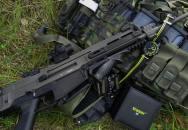 Traser Green Spirit na akci Seznameni občanů s možností aktivní účasti při obraně státu