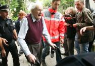 Bývalý příslušník SS byl nyní ve svých 94 letech odsouzen na 4 roky