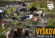 Extrémní závod Kilpi ARMY RUN se přesouvá ze Šumavy mezi vojáky ve Vyškově