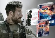 SOUTĚŽ: o 3 knihy Americký sniper, Elitní sniper a Elitní sniper: Cíl Amerika - UKONČENA