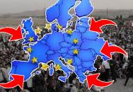 EU: Nebojte se, ohledně uprchlíků máme vše pod kontrolou - velký kulový