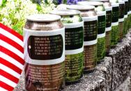 Veterán založil pivovar, na každé plechovce je příběh padlého vojáka