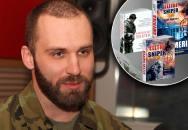 Pavel Stehlík - patron knihy Elitní sniper: Cíl Amerika