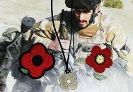 Pestrá nabídka vlčích máků ke dni veteránů