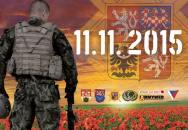 Přijďte oslavit Den veteránů – tuto středu 11.11. – na náměstí Míru v Praze!