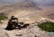 Australský sniper trefil svůj cíl na 2815 metrů