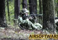 Válka - report z airsoftové akce od velitele jedné strany