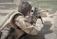 SAS sniper sundal na 1 kilometr ISIS popravčího těsně před tím, než stačil podříznout své oběti