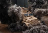 Naši vojáci v Afghánistánu najeli na IED, zachovali se zcela profesionálně a byli za to oceněni